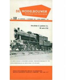"""NVM 95.65.012 Jaargang """"De Modelbouwer"""" Editie : 65.012 (PDF)"""