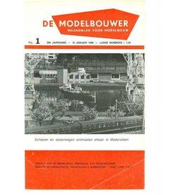 """NVM 95.66.001 Jaargang """"De Modelbouwer"""" Editie : 66.001 (PDF)"""