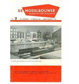 """NVM 95.66.002 Jaargang """"De Modelbouwer"""" Editie : 66.002 (PDF)"""