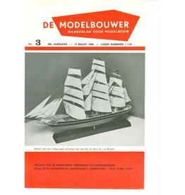"""NVM 95.66.003 Jaargang """"De Modelbouwer"""" Editie : 66.003 (PDF)"""