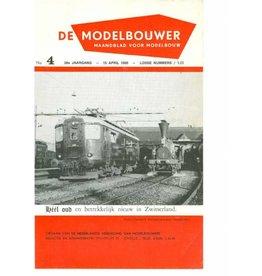 """NVM 95.66.004 Jaargang """"De Modelbouwer"""" Editie : 66.004 (PDF)"""