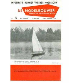 """NVM 95.66.005 Jaargang """"De Modelbouwer"""" Editie : 66.005 (PDF)"""