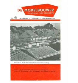 """NVM 95.66.006 Jaargang """"De Modelbouwer"""" Editie : 66.006 (PDF)"""
