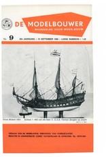 """NVM 95.66.009 Jaargang """"De Modelbouwer"""" Editie : 66.009 (PDF)"""