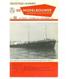 """NVM 95.66.011 Jaargang """"De Modelbouwer"""" Editie : 66.011 (PDF)"""