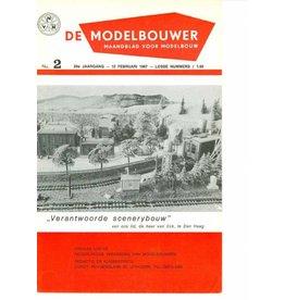 """NVM 95.67.002 Jaargang """"De Modelbouwer"""" Editie : 67.002 (PDF)"""