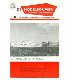 """NVM 95.67.003 Jaargang """"De Modelbouwer"""" Editie : 67.003 (PDF)"""