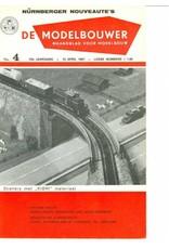 """NVM 95.67.004 Jaargang """"De Modelbouwer"""" Editie : 67.004 (PDF)"""