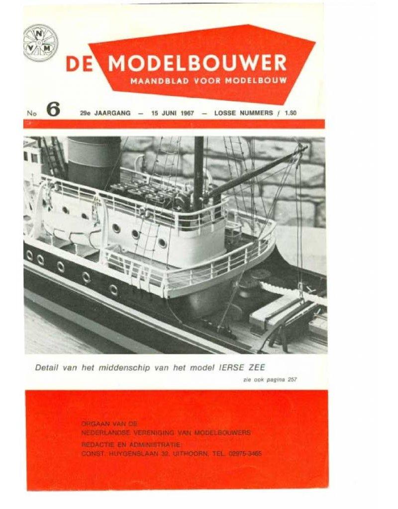 """NVM 95.67.006 Jaargang """"De Modelbouwer"""" Editie : 67.006 (PDF)"""