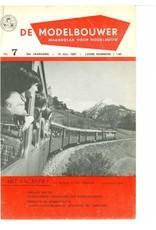 """NVM 95.67.007 Jaargang """"De Modelbouwer"""" Editie : 67.007 (PDF)"""