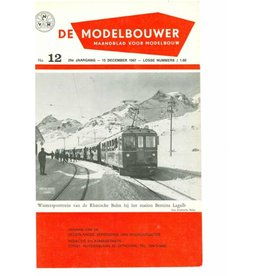 """NVM 95.67.012 Jaargang """"De Modelbouwer"""" Editie : 67.012 (PDF)"""