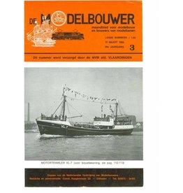 """NVM 95.68.003 Jaargang """"De Modelbouwer"""" Editie : 68.003 (PDF)"""