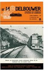 """NVM 95.68.008 Jaargang """"De Modelbouwer"""" Editie : 68.008 (PDF)"""