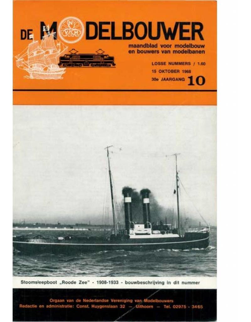 """NVM 95.68.010 Jaargang """"De Modelbouwer"""" Editie : 68.010 (PDF)"""