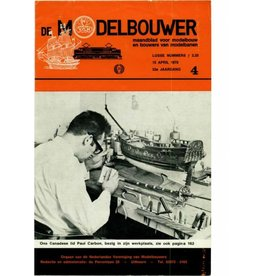 """NVM 95.70.004 Jaargang """"De Modelbouwer"""" Editie : 70.004 (PDF)"""