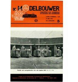 """NVM 95.70.005 Jaargang """"De Modelbouwer"""" Editie : 70.005 (PDF)"""