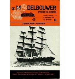 """NVM 95.70.009 Jaargang """"De Modelbouwer"""" Editie : 70.009 (PDF)"""
