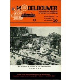 """NVM 95.70.010 Jaargang """"De Modelbouwer"""" Editie : 70.010 (PDF)"""