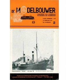 """NVM 95.71.002 Jaargang """"De Modelbouwer"""" Editie : 71.002 (PDF)"""