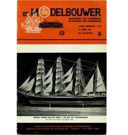 """NVM 95.71.004 Jaargang """"De Modelbouwer"""" Editie : 71.004 (PDF)"""