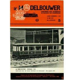"""NVM 95.71.005 Jaargang """"De Modelbouwer"""" Editie : 71.005 (PDF)"""