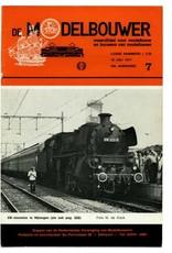 """NVM 95.71.007 Jaargang """"De Modelbouwer"""" Editie : 71.007 (PDF)"""