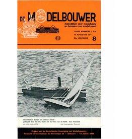 """NVM 95.71.008 Jaargang """"De Modelbouwer"""" Editie : 71.008 (PDF)"""