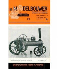 """NVM 95.71.009 Jaargang """"De Modelbouwer"""" Editie : 71.009 (PDF)"""