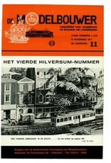 """NVM 95.71.011 Jaargang """"De Modelbouwer"""" Editie : 71.011 (PDF)"""