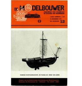 """NVM 95.71.012 Jaargang """"De Modelbouwer"""" Editie : 71.012 (PDF)"""