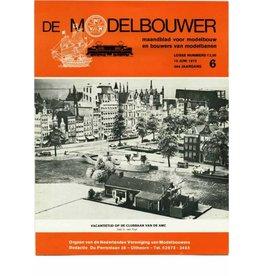 """NVM 95.72.006 Jaargang """"De Modelbouwer"""" Editie : 72.006 (PDF)"""