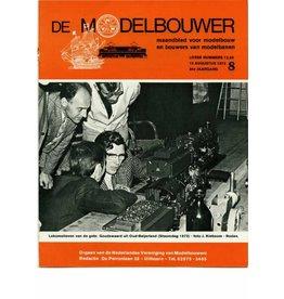 """NVM 95.72.008 Jaargang """"De Modelbouwer"""" Editie : 72.008 (PDF)"""
