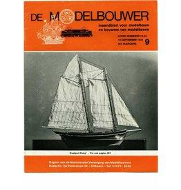 """NVM 95.72.009 Jaargang """"De Modelbouwer"""" Editie : 72.009 (PDF)"""