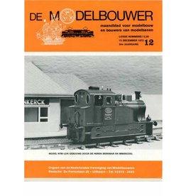 """NVM 95.72.012 Jaargang """"De Modelbouwer"""" Editie : 72.012 (PDF)"""