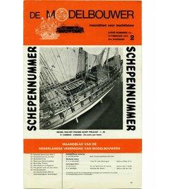 """NVM 95.73.002 Jaargang """"De Modelbouwer"""" Editie : 73.002 (PDF)"""