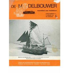 """NVM 95.73.001 Jaargang """"De Modelbouwer"""" Editie : 73.001 (PDF)"""