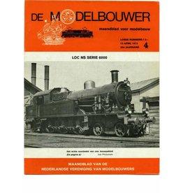 """NVM 95.73.004 Jaargang """"De Modelbouwer"""" Editie : 73.004 (PDF)"""