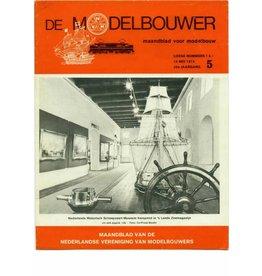 """NVM 95.73.005 Jaargang """"De Modelbouwer"""" Editie : 73.005 (PDF)"""