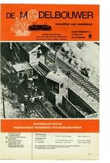 """NVM 95.73.006 Jaargang """"De Modelbouwer"""" Editie : 73.006 (PDF)"""