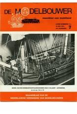 """NVM 95.73.007 Jaargang """"De Modelbouwer"""" Editie : 73.007 (PDF)"""