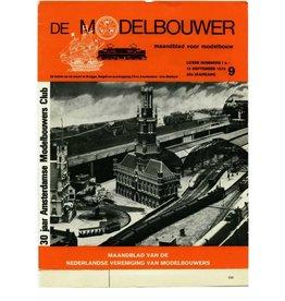 """NVM 95.73.009 Jaargang """"De Modelbouwer"""" Editie : 73.009 (PDF)"""