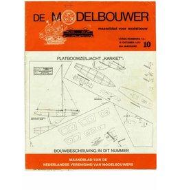 """NVM 95.73.010 Jaargang """"De Modelbouwer"""" Editie : 73.010 (PDF)"""