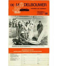 """NVM 95.73.012 Jaargang """"De Modelbouwer"""" Editie : 73.012 (PDF)"""