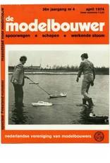 """NVM 95.74.004 Jaargang """"De Modelbouwer"""" Editie : 74.004 (PDF)"""