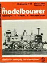 """NVM 95.74.010 Jaargang """"De Modelbouwer"""" Editie : 74.010 (PDF)"""