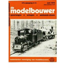 """NVM 95.75.006 Jaargang """"De Modelbouwer"""" Editie : 75.006 (PDF)"""