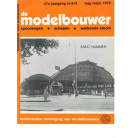 """NVM 95.75.008 Jaargang """"De Modelbouwer"""" Editie : 75.008 (PDF)"""