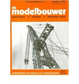"""NVM 95.75.010 Jaargang """"De Modelbouwer"""" Editie : 75.010 (PDF)"""