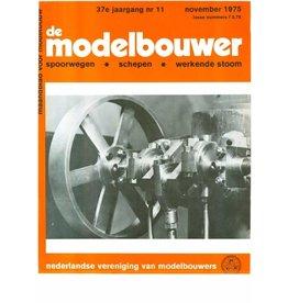 """NVM 95.75.011 Jaargang """"De Modelbouwer"""" Editie : 75.011 (PDF)"""