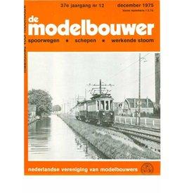 """NVM 95.75.012 Jaargang """"De Modelbouwer"""" Editie : 75.012 (PDF)"""
